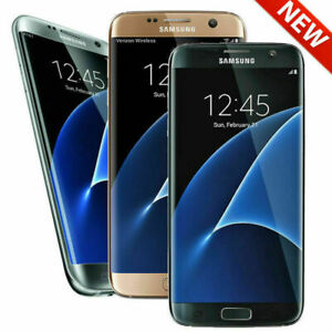 Samsung Galaxy S7 Edge G935F 32GB (Unlocked) Smartphone Black Gold Silver - UK