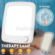 SAD Tageslichtlampe 10000 LUX LED Lampe Lichttherapie lampe Tageslicht Lampe