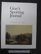 Gray's Sporting Journal    April  2001     Floundering Along The Texas Coast