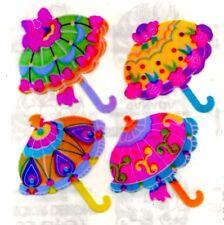 SandyLion Sticker Adhesivo paraguas Umbrella Pearly-rareza
