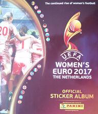 Panini Frauen EM 2017 - 10 Sticker aussuchen + weitere (alle zählen gleich)
