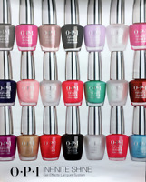 OPI Infinite Shine Nail Lacquer Various Shades