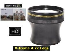 4.7x Xtreme Hi Def Telephoto Lens for Panasonic Lumix DMC-GF2C DMC-GF2K DMC-GF2
