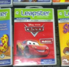 Leap Frog Leapster game Disney Cars