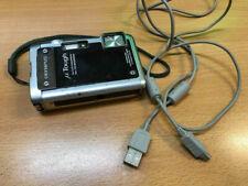 Olympus uTough-8010 14 Mega Pixel Silver Digital Camera, Water Proof, TESTED + W