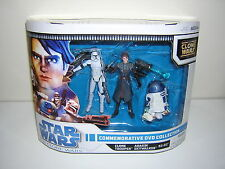 Star Wars Clone Wars Commemorative DVD Collection 3 Pack