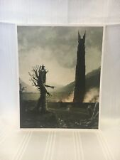 Lord of the Rings Art Print 8x10 Hobbit Poster Loot Crate New