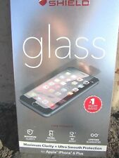 ZAGG InvisibleShield Case Friendly Glass Screen Protector for Apple iPhone 6+
