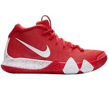 a13a3f705ae Free Shipping. Nike Kyrie 4 TB Mens AV2296-600 University Red White  Basketball Shoes Size 16