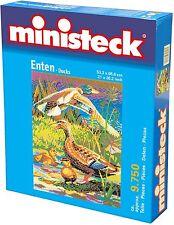 "ministeck Ministeck31870 ""ducks"" Plug Picture (9700-piece)"