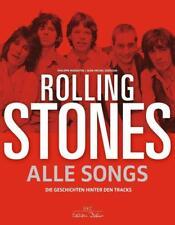 Rolling Stones - Alle Songs von Philippe Margotin und Jean-Michel Guesdon (2018, Gebundene Ausgabe)