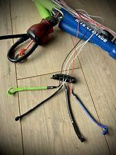 Bracelet sifflet + devrilleur de lignes pour ailes / voiles de kitesurf