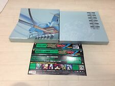 Rare Anime Z Gandam Memorial Box Part 2 In Excellent Condition Japan