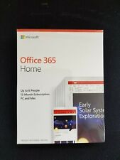 Microsoft Office 365 Home and McAfee Total Protection 6 Device