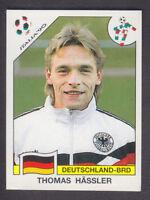 Panini - Italia 90 World Cup - # 262 Thomas Hassler - Deutschland-BRD
