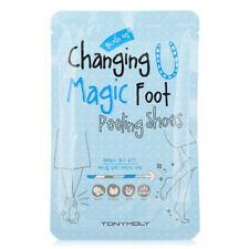 TONYMOLY Changing U Magic Foot Peeling Shoes Sheet Korea Beauty Foot Care