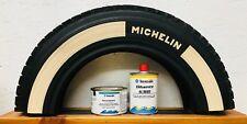Veneziani Weisswandreifen - Set  Reifenfarbe + Verdünner für Oldtimer und Tuning