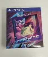 Emma Lost In Memories Limited Edition LE PS VITA Playstation #752 IN-HAND