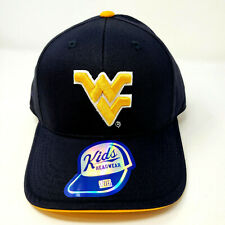 Little Kids West Virginia Mountaineers Hat Cap Adjustable Strap BLue NCAA