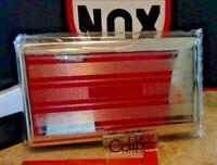 Colibri Vintage Etched Silverplate  new Cigarette Case ccm001220