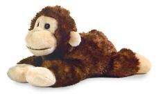 "Cheki Chimp Mini Flopsie 8"" Aurora Plush Chimpanzee"