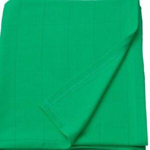 Ikea Oddhild Throw Green 120 x 170 cm, Travel Bag
