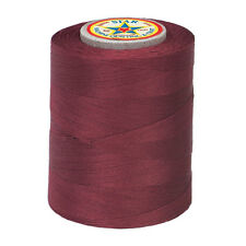 #39B~STAR COTTON MACHINE QUILTING CRAFT THREAD~MAROON/ barberry red~30WT~V37