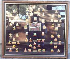 Disney 1986 15th Anniversary Coke Pin Set