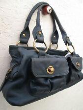 -AUTHENTIQUE  sac à main  vintage LLOYD BAKER  cuir TBEG   bag
