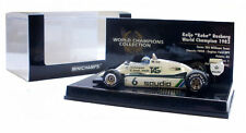 Minichamps Williams FW08 1982 - Keke Rosberg 1982 World Champion 1/43 Scale