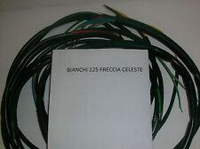 IMPIANTO ELETTRICO ELECTRICAL WIRING MOTO  BIANCHI 125 FRECCIA CELESTE