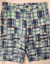 Vineyard Vines Boys Printed Patchwork Breaker Shorts Size 16 NWT