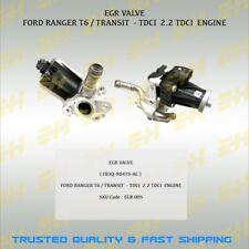 GENUINE EGR VALVE FOR FORD RANGER T6 / TRANSIT TDCI 2.2 DIESEL FB3Q-9D475-AC