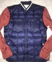 """Moncler Grenoble Arzon Down Jacket Gillet 0 1 2 20""""ptp RRP£650 Maya Douret K2"""
