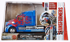 Jada Optimus Prime Western Star 5700 XE Phantom Transformers 1/24