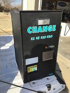Rowe C-4 Change Machine, Bill Changer.