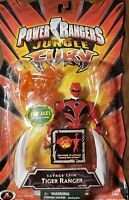 Power Rangers Jungle Fury Savage Spin TIGER RANGER Bandai 2008 New