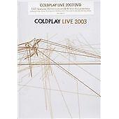 Coldplay - Live 2003 [DVD] (Live Recording/+CD, 2004)