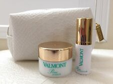 VALMONT SWITZERLAND Prime 24 Hour Cream & B Cellular Serum Dlx Smpl $122 NEW
