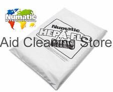 Nvm-3ah véritable aspirateur Numatic hepaflo des sacs à poussière pour WV470 nvq470 crq470 nvm3ah 10 Pack