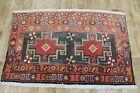 Old Handmade Persian Tribal Rug 100 x 60 cm