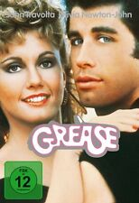 GREASE (John Travolta, Olivia Newton-John) NEU+OVP