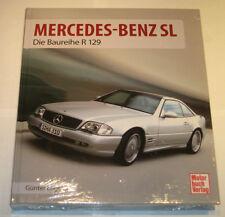 Mercedes-benz SL Die Baureihe R 129 (günter Engelen) | Motorbuch Verlag
