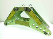 Greenlee 880 bender frame with mounting pins for the hydraulic ram