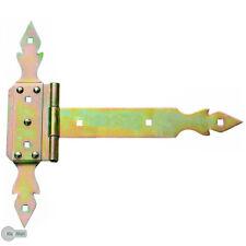 Kreuzgehänge T-Scharniere T-Bänder 300 mm Platte 325 mm Schwere Verzinkt