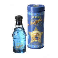 Versace Blue Jeans Eau de Toilette 75ml Men's Aftershave Fragrance
