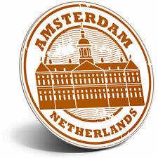 Awesome Fridge Magnet - Amsterdam Netherlands Travel Cool Gift #4295