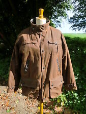 VINTAGE BARBOUR  BUSHMAN JACKET MEDIUM  A1550