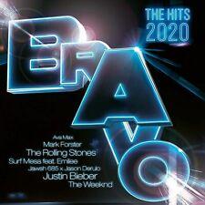 Bravo Hits The Hits 2020 -  Sampler (Neu 2020)     2 CD NEU OVP
