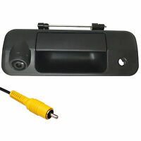 Toyota Tundra Black Tailgate Handle with Backup Camera 2007-2013 Color BRAND NEW